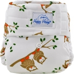 Happy Heiny's Pocket Diaper Owls