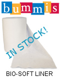 Bummis Biosoft Liners in stock