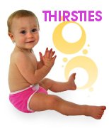 Thirsties Diaper Products